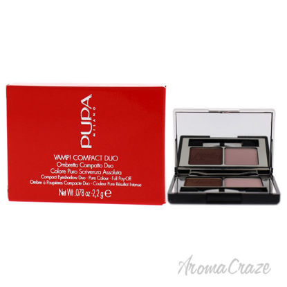 Picture of Vamp! Compact Duo Eyeshadow 003 Soft Mauve by Pupa Milano for Women 0.078 oz Eye Shadow