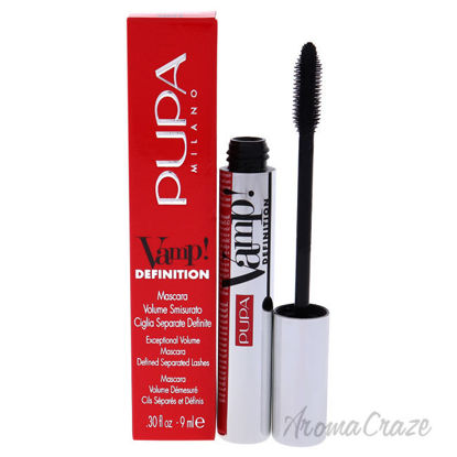 Picture of Vamp! Definition Mascara 001 Extra Black by Pupa Milano for Women 0.3 oz Mascara