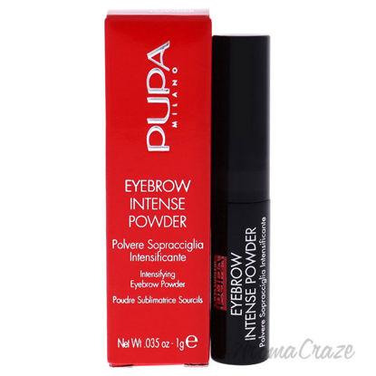 Picture of Eyebrow Intense Powder 004 Extra Dark by Pupa Milano for Women 0.035 oz Eyebrow Powder