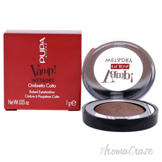 Picture of Vamp! Wet and Dry Baked Eyeshadow 103 Rose Gold by Pupa Milano for Women 0.035 oz Eye Shadow