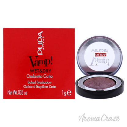 Picture of Vamp! Wet and Dry Baked Eyeshadow 203 Magic Lilac by Pupa Milano for Women 0.035 oz Eye Shadow