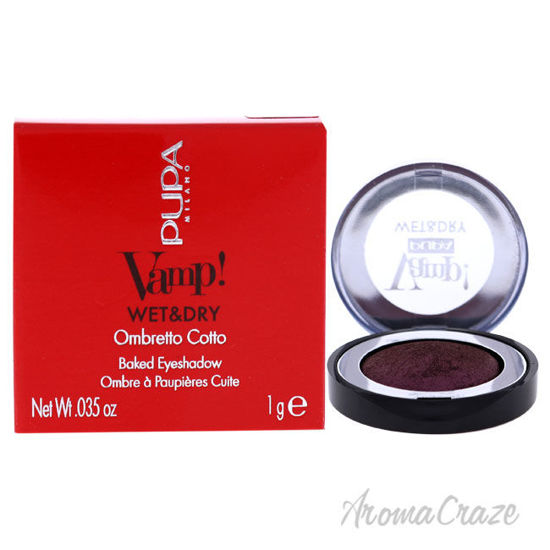 Picture of Vamp! Wet and Dry Baked Eyeshadow 205 Hot Violet by Pupa Milano for Women 0.035 oz Eye Shadow