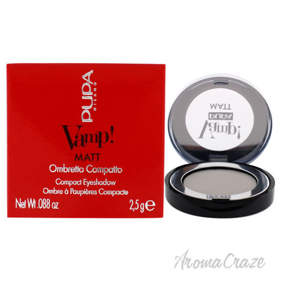 Picture of Vamp! Matt Eyeshadow 010 White Chalk by Pupa Milano for Women 0.088 oz Eye Shadow