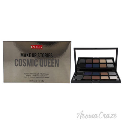 Picture of Make Up Stories Eyeshadow Palette 004 Cosmic Queen by Pupa Milano for Women 0.63 oz Eye Shadow