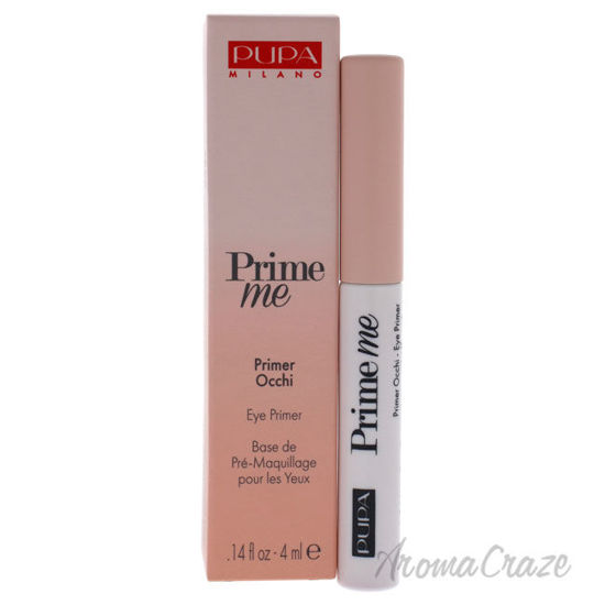 Picture of Prime Me Eye Primer 001 Nude by Pupa Milano for Women 0.14 oz Eye Primer
