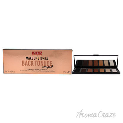 Picture of Make Up Stories Compact Palette 001 Back To Nude by Pupa Milano for Women 0.469 oz Eye Shadow