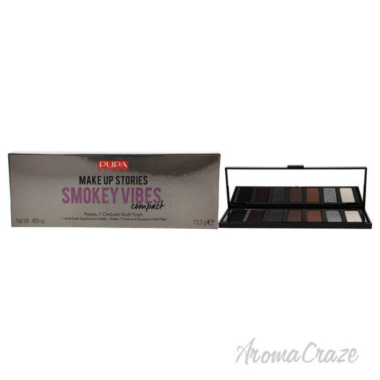 Picture of Make Up Stories Compact Palette 002 Smokey Vibes by Pupa Milano for Women 0.469 oz Eye Shadow