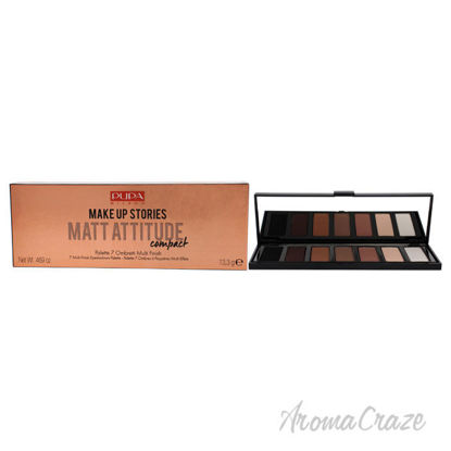 Picture of Make Up Stories Compact Palette 003 Matt Attitude by Pupa Milano for Women 0.469 oz Eye Shadow