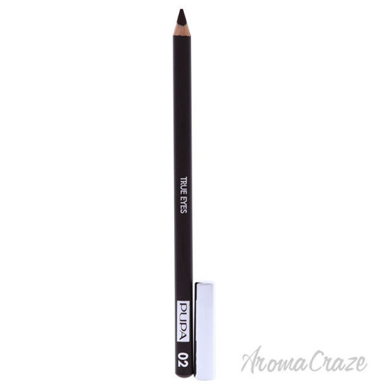 Picture of True Eyes Eyeliner 02 Intense Brown by Pupa Milano for Women 0.05 oz Eyeliner