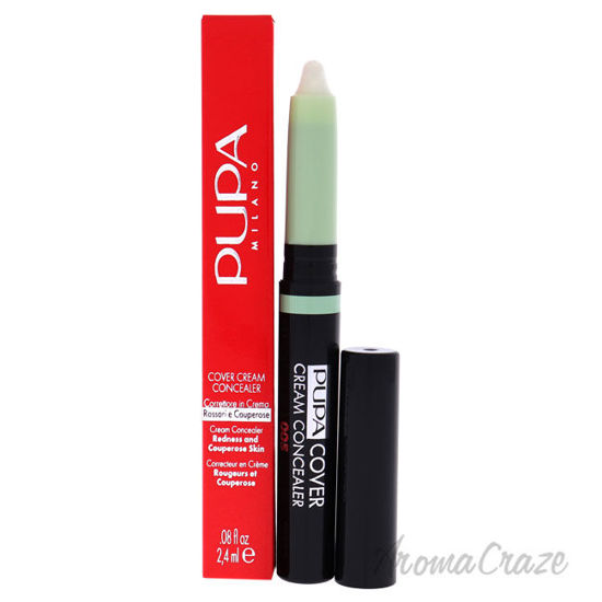 Picture of Cover Cream Concealer 005 Green by Pupa Milano for Women 0.08 oz Concealer