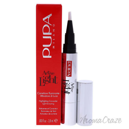 Picture of Active Light Highlighting Concealer 004 Luminous Peach by Pupa Milano for Women 0.013 oz Concealer