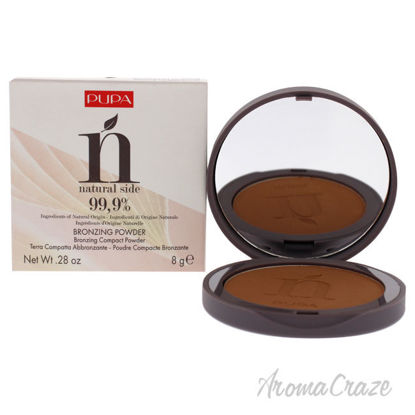 Picture of Natural Side Bronzing Powder 003 lntense Bronze by Pupa Milano for Women 0.28 oz Powder