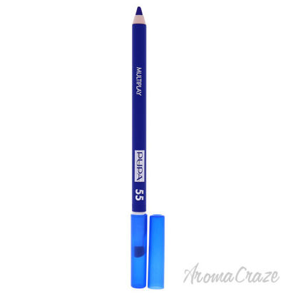 Picture of Multiplay Eye Pencil 55 Electric Blue by Pupa Milano for Women 0.04 oz Eye Pencil