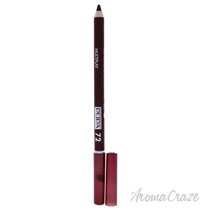 Picture of Multiplay Eye Pencil 72 Mahogany Heart by Pupa Milano for Women 0.04 oz Eye Pencil