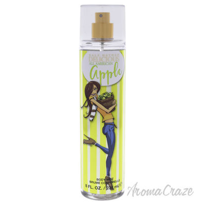 Picture of Delicious All American Apple by Gale Hayman for Women 8 oz Body Mist