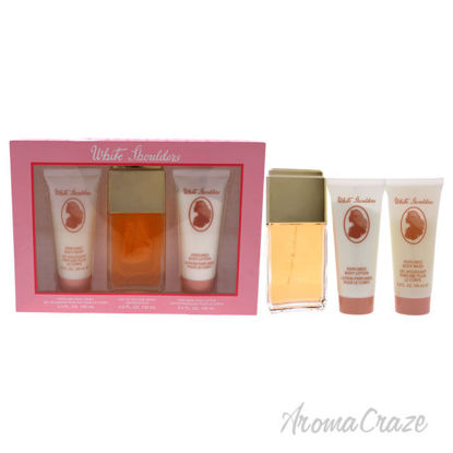Picture of White Shoulders by Evyan for Women 3 Pc Gift Set