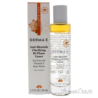 Picture of Anti Blemish ClarifyingBi Phase Toner by Derma E for Unisex 1.7 oz Treatment