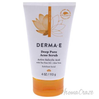 Picture of Deep Pore Acne Scrub by Derma E for Unisex 4 oz Scrub