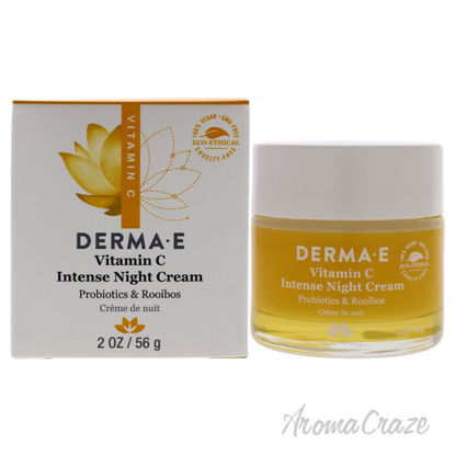 Picture of Vitamin C Intense Night Cream by Derma E for Unisex 2 oz Cream