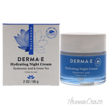 Picture of Hydrating Night Cream by Derma E for Unisex 2 oz Cream