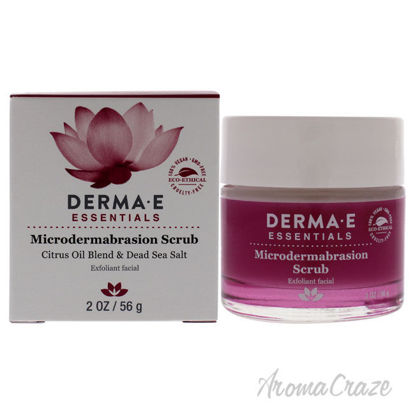 Picture of Microdermabrasion Scrub by Derma E for Unisex 2 oz Scrub