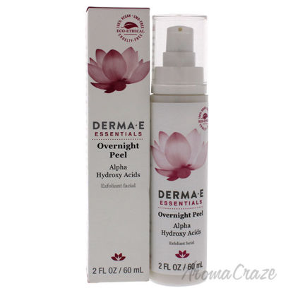 Picture of Overnight Peel by Derma E for Unisex 2 oz Cream