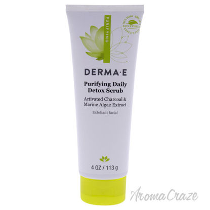 Picture of Purifying Daily Detox Scrub by Derma E for Unisex 4 oz Scrub