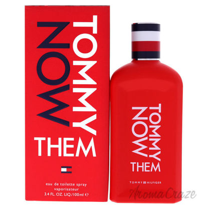 Picture of Tommy Now by Tommy Hilfiger for Men 3.4 oz EDT Spray