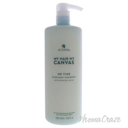Picture of My Hair My Canvas Me Time Everyday Shampoo by Alterna for Unisex 33.8 oz Shampoo