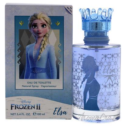 Picture of Frozen II Elsa by Disney for Kids 3.4 oz EDT Spray