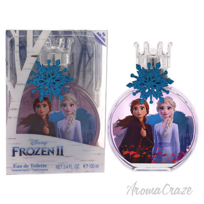 Picture of Frozen II by Disney for Kids 3.4 oz EDT Spray