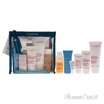 Picture of Head to Toe Moisturizing Essentials Set by Clarins for Women