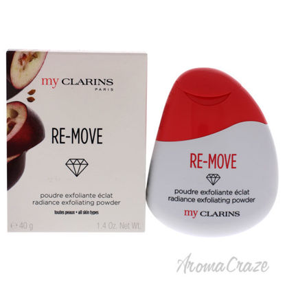 Picture of Re Move Radiance Scrubbing Powder by Clarins for Women 1.4 oz Powder