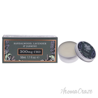 Picture of CBD Muscle Balm 300mg Sandalwood Lavander and Jasmine by Green Stem for Unisex 1.7 oz Balm