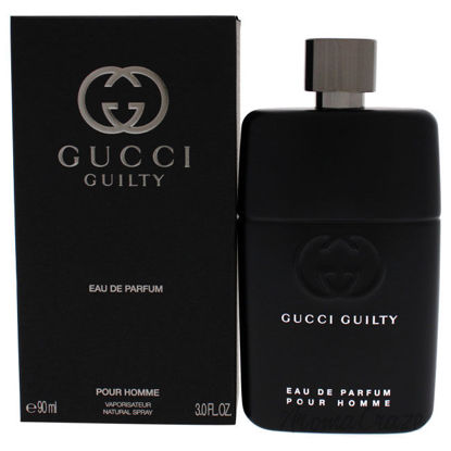 Picture of Gucci Guilty Pour Homme by Gucci for Men 3 oz EDP Spray