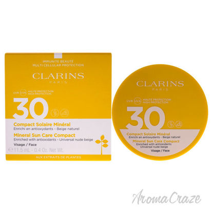 Picture of Mineral Sun Care Compact SPF 30 by Clarins for Unisex 0.40 oz Sunscreen