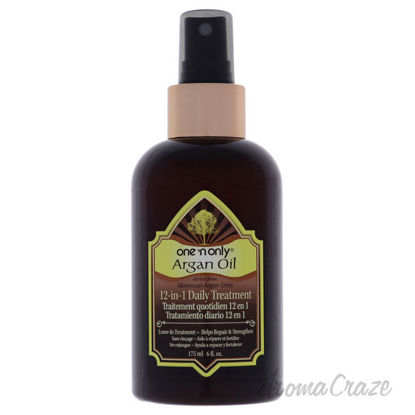 Picture of Argan Oil 12 In 1 Daily Treatment Spray by One n Only for Unisex 6 oz Treatment