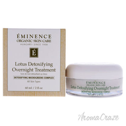 Picture of Lotus Detoxifying Overnight Treatment by Eminence for Unisex 2 oz Treatment