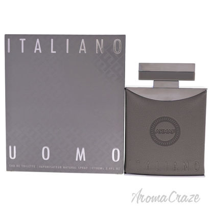 Picture of Italiano Uomo by Armaf for Men 3.4 oz EDT Spray