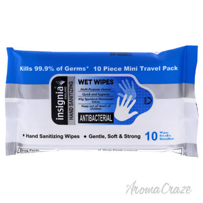 Picture of Insignia Antibacterial Wipes by Insignia for Unisex 10 Pc Wipes