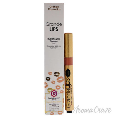 Picture of GrandeLIPS Hydrating Lip Plumper Toasted Apricot by Grande Cosmetics for Women 0.08 oz Lip Gloss