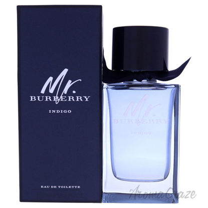 Picture of Mr. Burberry Indigo by Burberry for Men 5.0 oz EDT Spray