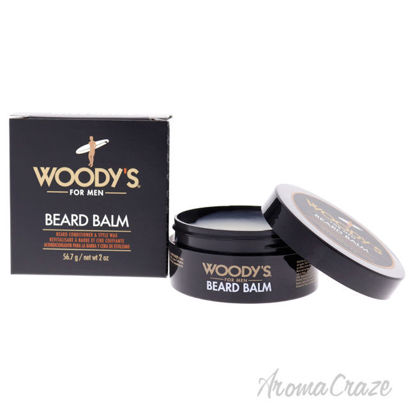 Picture of Beard Balm by Woodys for Men 2 oz Balm