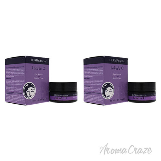 Picture of Kakadu C Eye Souffle by DERMAdoctor for Women 0.5 oz Cream Pack of 2