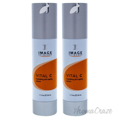 Picture of Vital C Hydrating Anti Age Serum by Image for Unisex 1.7 oz Serum Pack of 2