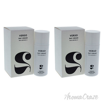 Picture of Day Cream by Verso for Women 1.7 oz Cream Pack of 2