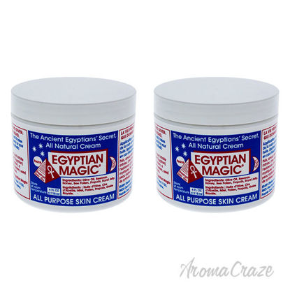 Picture of All Purpose Skin Cream by Egyptian Magic for Women 4 oz Cream Pack of 2