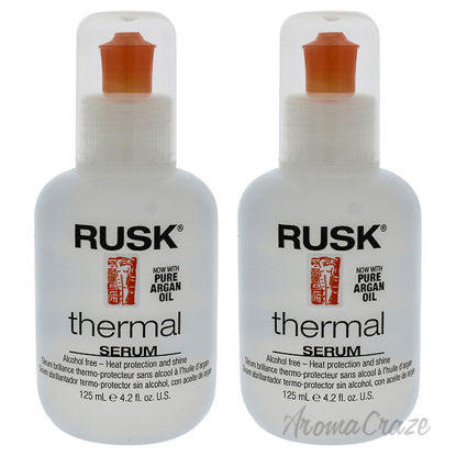 Picture of Thermal Serum by Rusk for Unisex 4.2 oz Serum Pack of 2