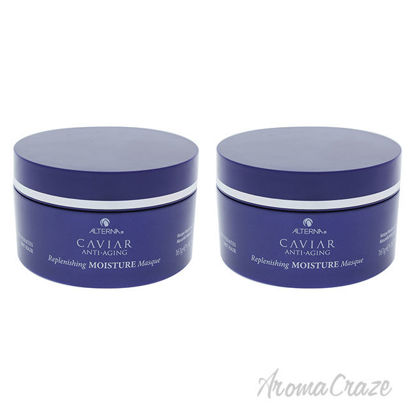 Picture of Caviar Anti Aging Replenishing Moisture Masque by Alterna for Unisex 5.7 oz Masque Pack of 2