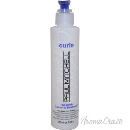 Picture of Curls Full Circle Leave In Treatment by Paul Mitchell for Unisex 6.8 oz Treatment